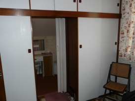bedroom 1 into Dressing Room