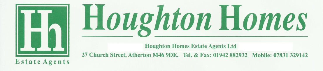 Houghton Homes Logo Updated 30.06.2020