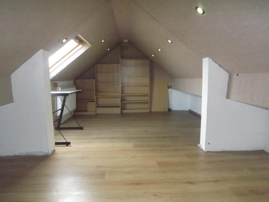 2nd Avenue attic